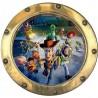 Sticker hublot enfant Toy Story 9527