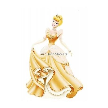 Stickers enfant Princesse 20x30cm 9511