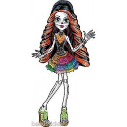 Stickers enfant géant Monster High réf 8886 (30 dimensions)