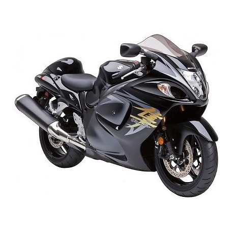 sticker autocollant moto suzuki hayabusa hayabusa stickers muraux enfant. Black Bedroom Furniture Sets. Home Design Ideas
