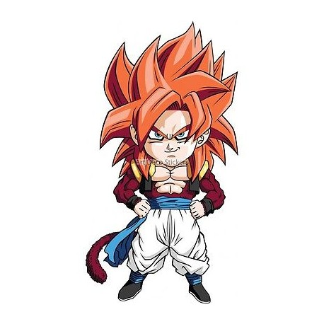 Sticker enfant Manga 9520