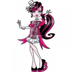 Sticker Monster High 8874
