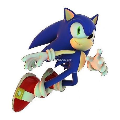 Stickers Sonic E98