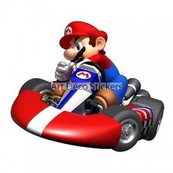 Stickers Mario Kart 6224