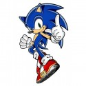 Stickers enfant sonic Sonic