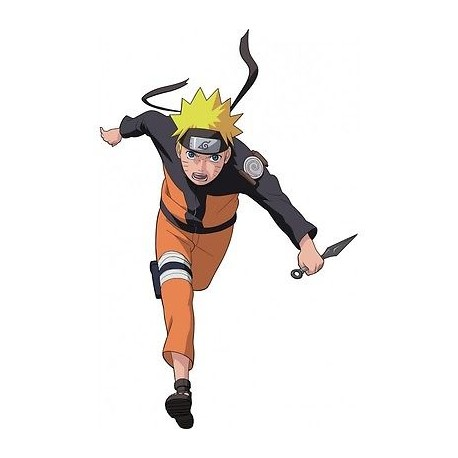 sticker Autocollant enfant Manga Naruto M03