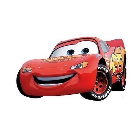 sticker voiture Autocollant enfant McQueen E074
