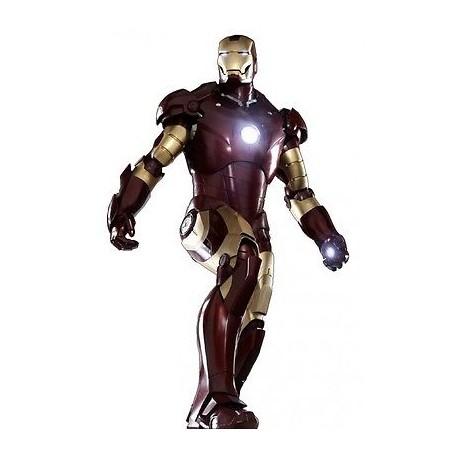 sticker Autocollant enfant Iron Man E061
