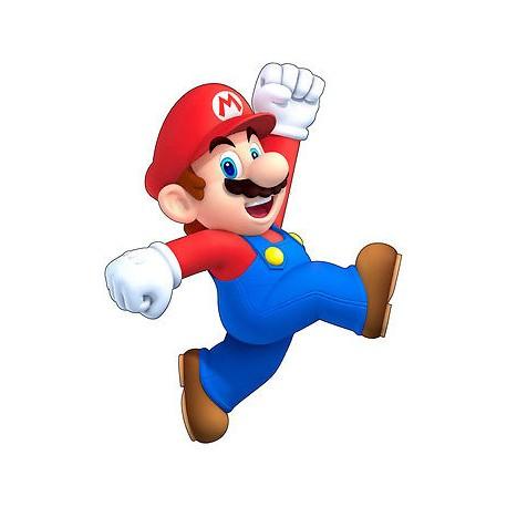 Stickers enfant Mario réf 6323
