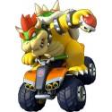 Stickers enfant Mario dinosaure réf 3757