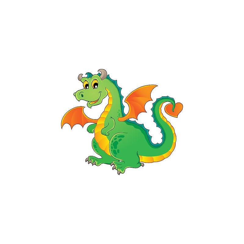 stickers muraux enfant dragon r f 3637 stickers muraux. Black Bedroom Furniture Sets. Home Design Ideas