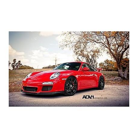 Sticker autocollant auto voiture Porsche gt3 A222