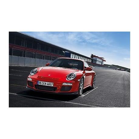 Sticker autocollant auto voiture Porsche 911 Réf A213