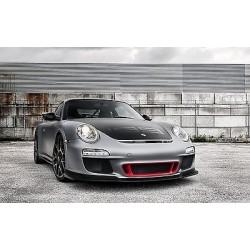Sticker autocollant auto voiture Porsche gt3 A261