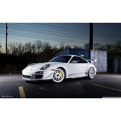 Sticker autocollant auto voiture Porsche 911 gt3 A260