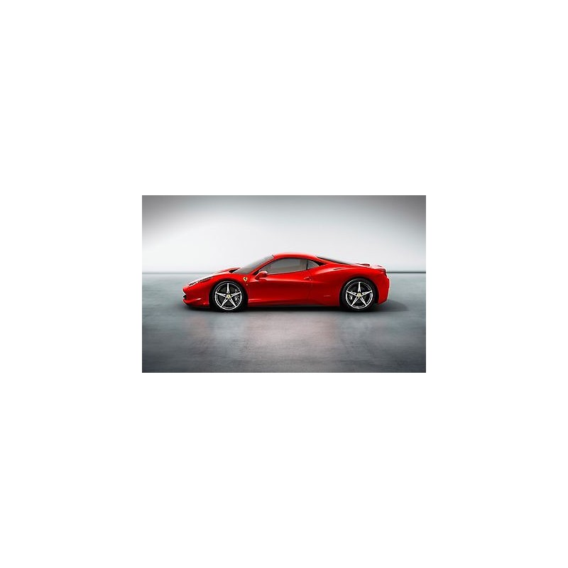 sticker autocollant auto voiture ferrari 458 italia a247. Black Bedroom Furniture Sets. Home Design Ideas