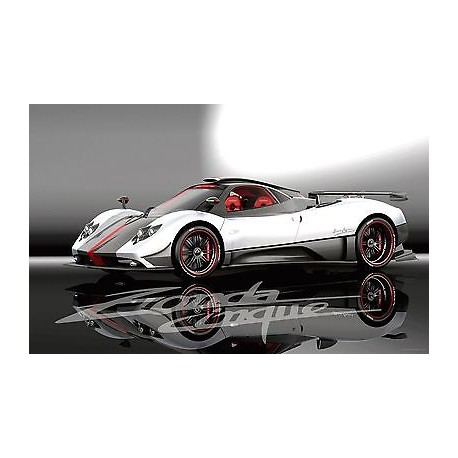 sticker autocollant auto voiture pagani zonda cinque a243 stickers muraux enfant. Black Bedroom Furniture Sets. Home Design Ideas