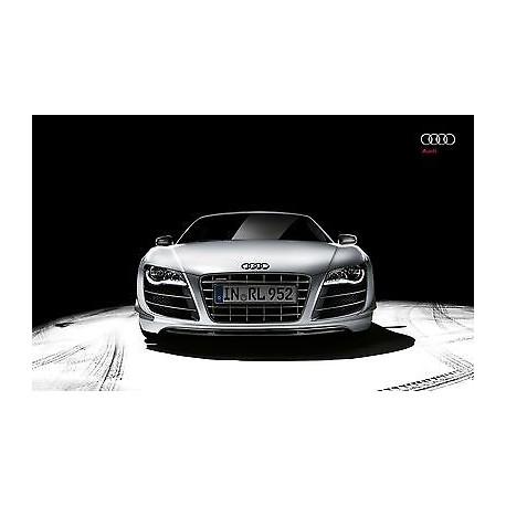 Sticker autocollant auto voiture Audi r8 A232