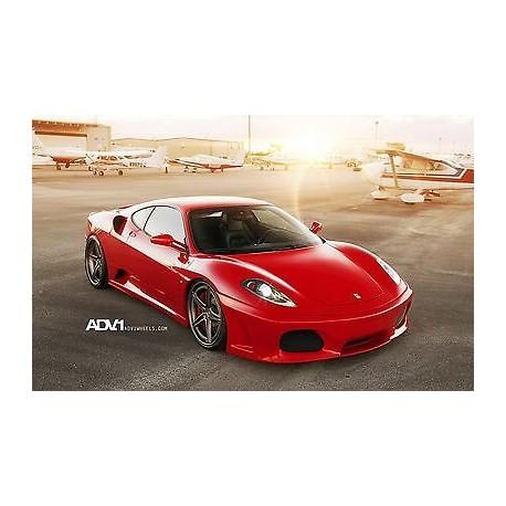 Sticker autocollant auto voiture Ferrari f430 A231