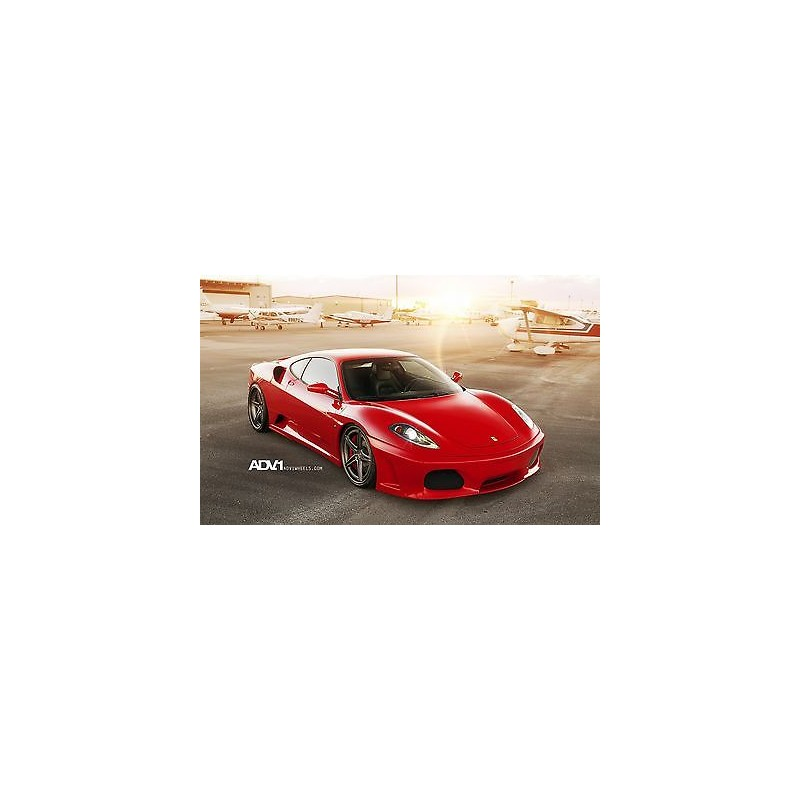 sticker autocollant auto voiture ferrari f430 a231 stickers muraux enfant. Black Bedroom Furniture Sets. Home Design Ideas