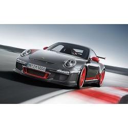 Sticker autocollant auto voiture Porsche 911 gt3 rs A228